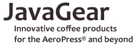 JavaJug and other innovative products for the AeroPress Coffee Maker